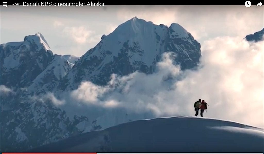 Denali National Park Cinesampler video as presented to Sustainable Summits 2014.