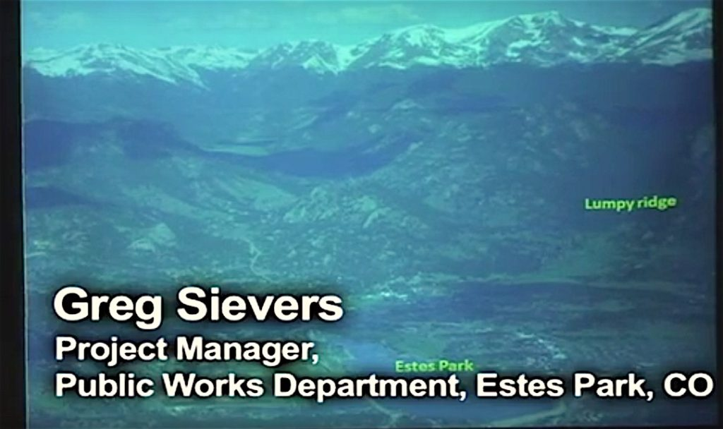 Greg Sievers spoke to Exit Strategies on Rocky Mountain National Park.
