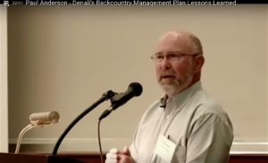Paul Anderson speaking to Sustainable Summits 2014.