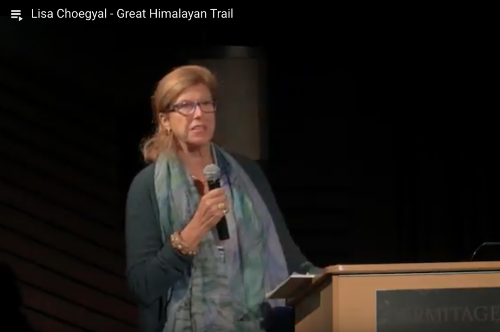 Lisa Choegyal - Great Himalayan Trail