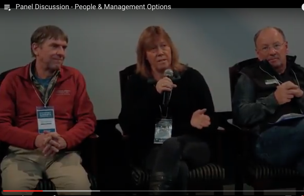 Panel Discussion - People & Management Options