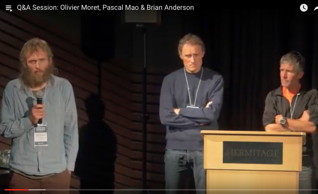 Q&A Session: Olivier Moret, Pascal Mao & Brian Anderson
